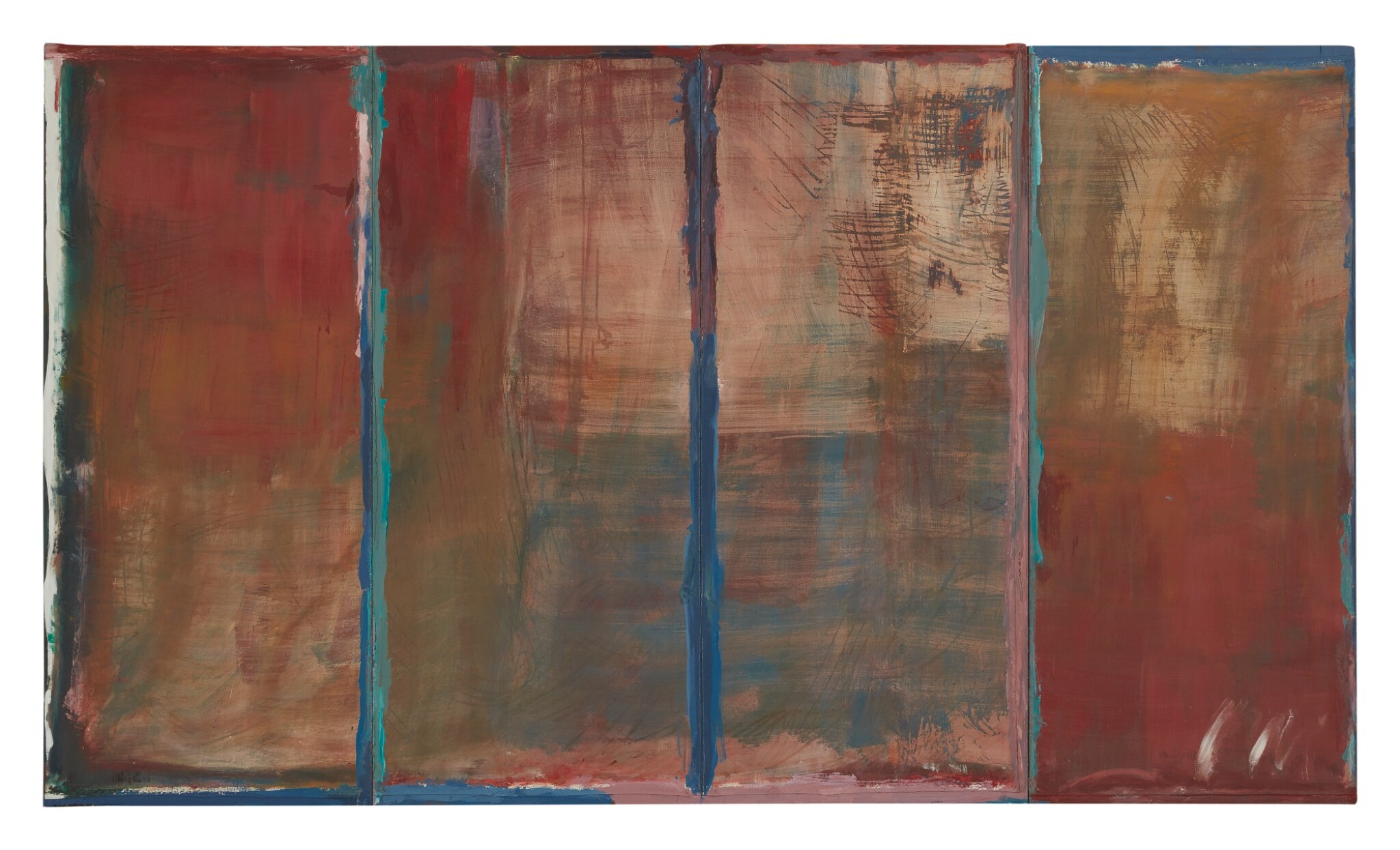 View full screen - View 1 of Lot 576. LIBBY MITCHELL   BARCELONA #19.