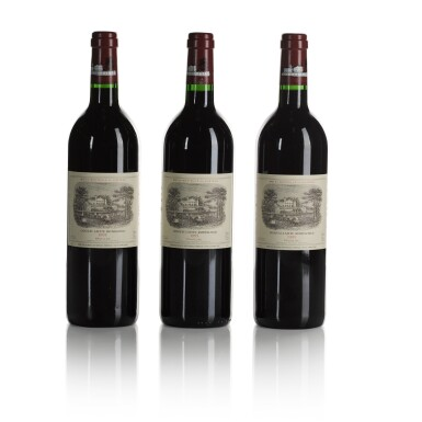 View 2. Thumbnail of Lot 266. Château Lafite 1995  (12 BT).