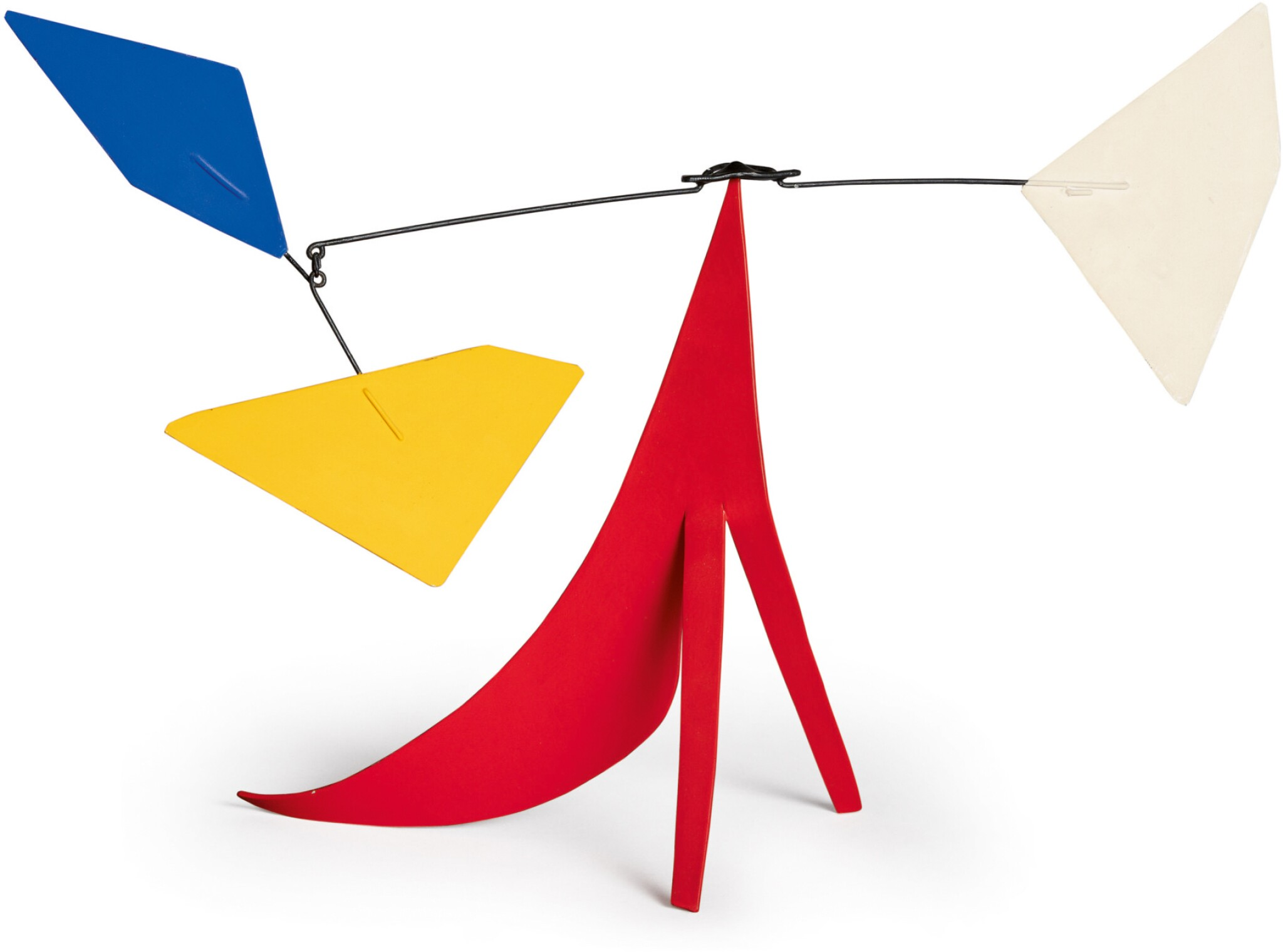 View 1 of Lot 17. ALEXANDER CALDER | TWISTED TAIL.