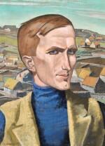 HARRY KERNOFF, R.H.A. | PORTRAIT OF LIAM O'FLAHERTY