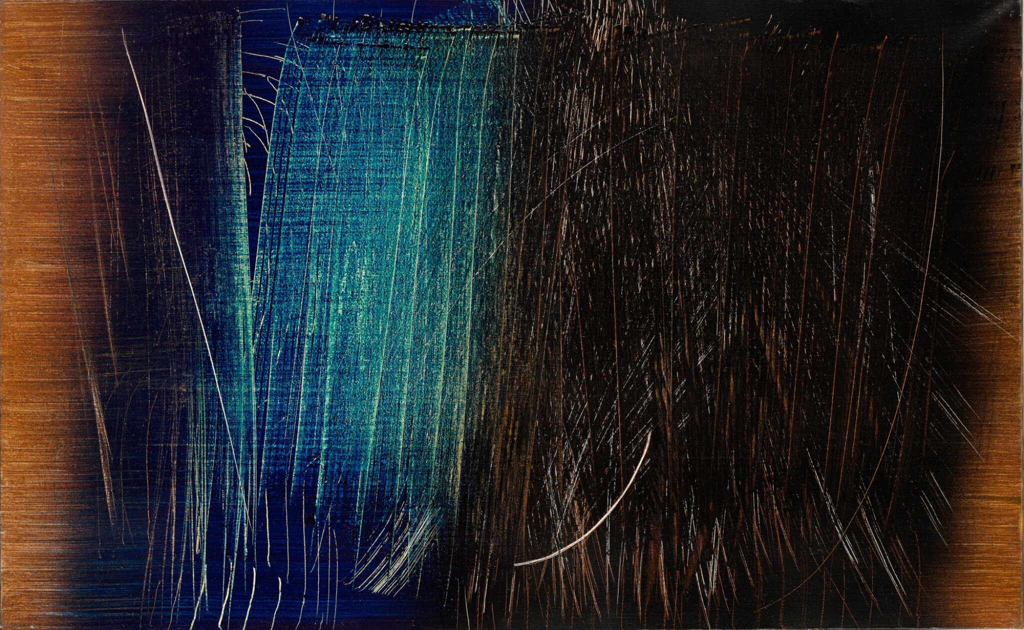 View full screen - View 1 of Lot 26. HANS HARTUNG |  T1963-R41.