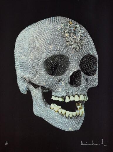 View 1. Thumbnail of Lot 13. For the Love of God: The Diamond Skull   獻給上帝的愛:鑽石骷髏頭.