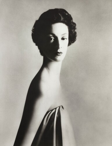 View 1. Thumbnail of Lot 6. Marella Agnelli, NYC, 1953.