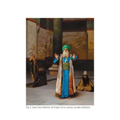 JEAN-LÉON GÉRÔME | PRAYERS IN THE MOSQUE