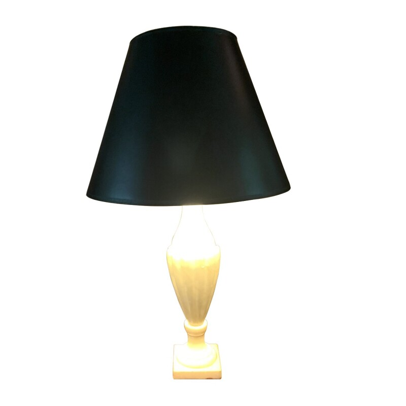 Neoclassical Style Vase Table Lamp