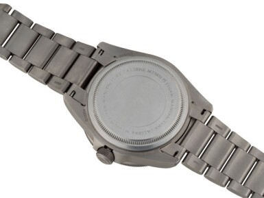 TUDOR | PELAGOS, REF 25600T TITANIUM AND STAINLESS STEEL WRISTWATCH WITH DATE AND BRACELET CIRCA 2015