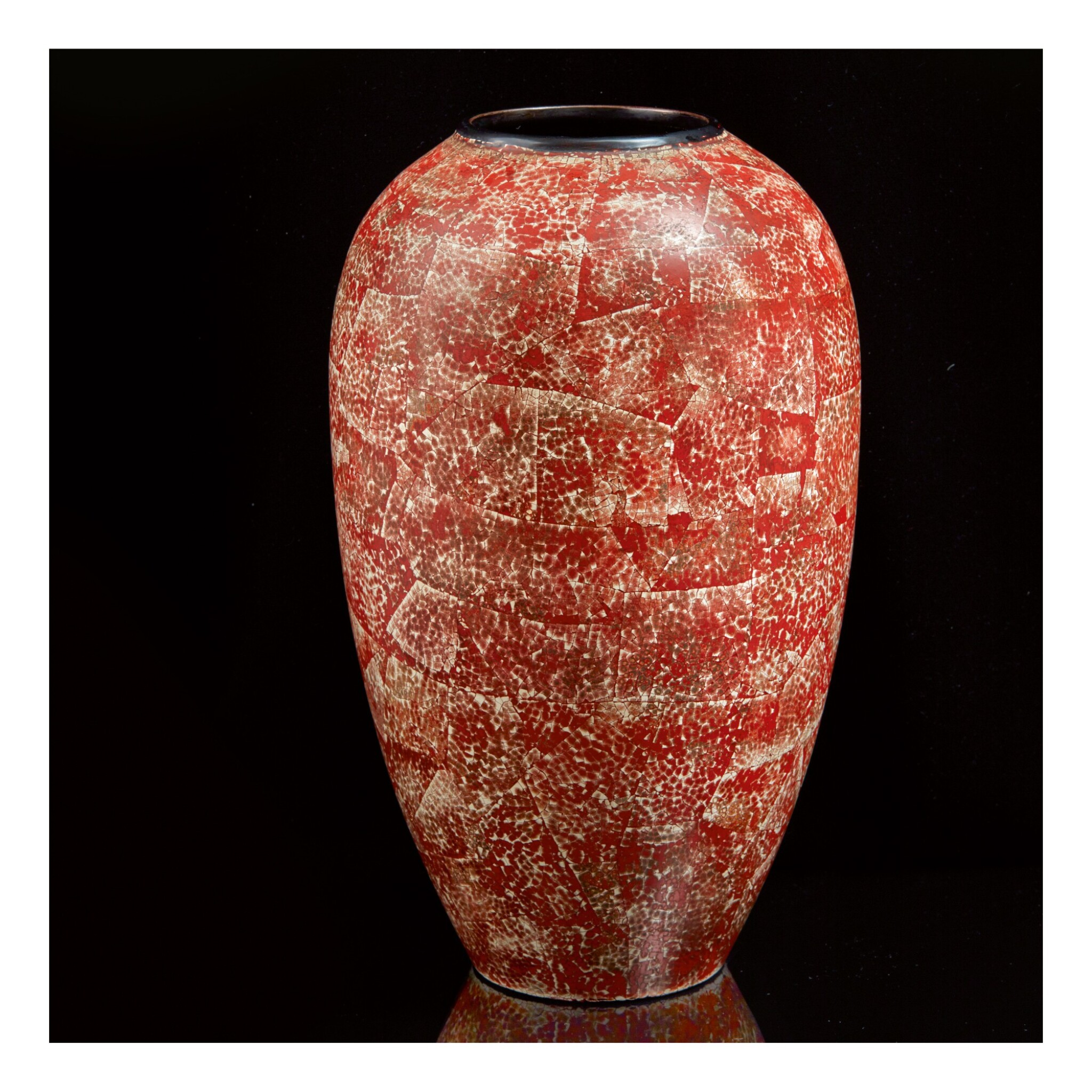 View 1 of Lot 39. Vase.