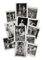 "JOHN NORDELL   ""RUSTY THE 'TOEJAMMER' CONCERT PHOTOS"", BOSTON, 1985"