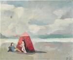 La Tente sur la plage