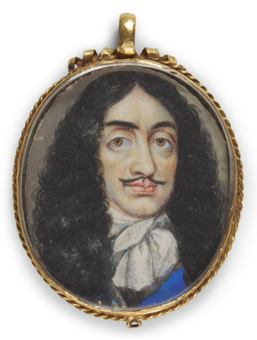 ENGLISH SCHOOL | Portrait of King Charles II (1630-1685)