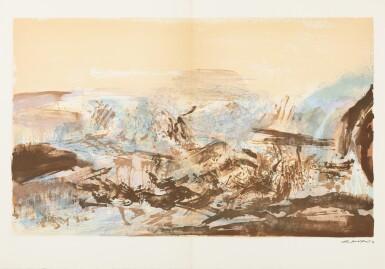 View 11. Thumbnail of Lot 171. À la Gloire de l'Image et Art Poétique.