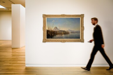 View 3. Thumbnail of Lot 16. THÉODORE GUDIN | THE GOLDEN HORN.