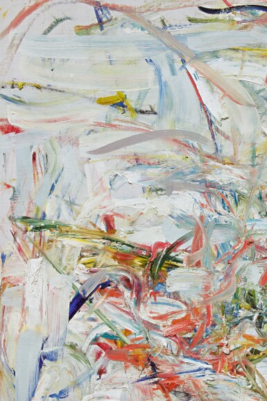View 3. Thumbnail of Lot 3. JOAN MITCHELL | LIENS COLORÉS .
