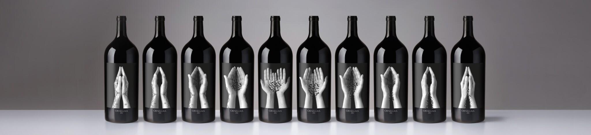 Ornellaia Vendemmia d'Artista 2016 Online   Shirin Neshat