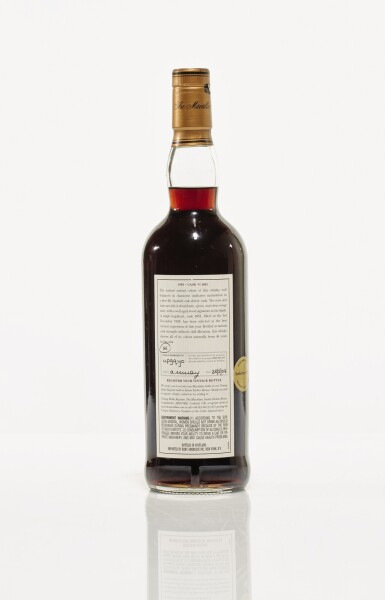 View 2. Thumbnail of Lot 7. The Macallan Fine & Rare 46 Year Old 45.9 abv 1955 (1 BT75cl).
