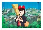 KIKI'S DELIVERY SERVICE BY STUDIO GHIBLI 魔女宅急便 by 吉卜力工作室 | KIKI AND GIGI ANIMATION CEL 琪琪和吉吉動畫手稿