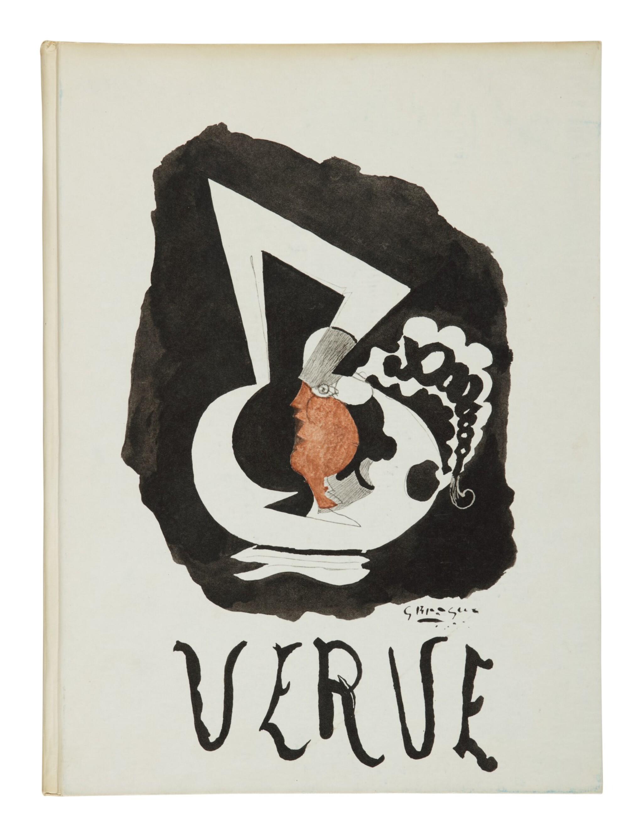View 1 of Lot 136. Revue Verve, Vol. VII, Nos 27-28.