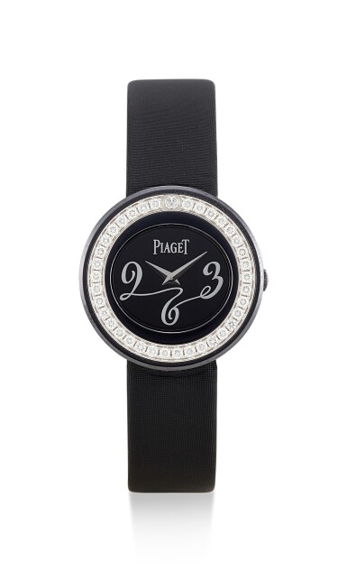 PIAGET | POSSESSION, REFERENCE PI0402, A PVD COATED WHITE GOLD AND DIAMOND-SET WRISTWATCH, CIRCA 2014