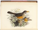 Seebohm | A Monograph of the Turdidae, [1898]-1902, 2 volumes