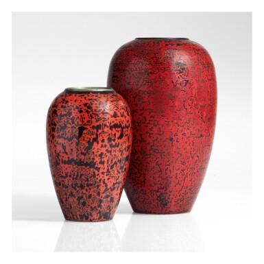 View 1. Thumbnail of Lot 38. Vase.