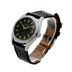 REFERENCE 6581 OYSTER PERPETUAL A STAINLESS STEEL AUTOMATIC WRISTWATCH, CIRCA 1954