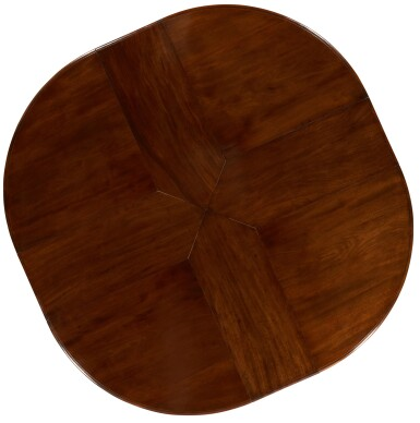 View 9. Thumbnail of Lot 11. AN EARLY VICTORIAN EXPANDING DINING TABLE BY JOHNSTONE & JEANES, MID-19TH CENTURY.