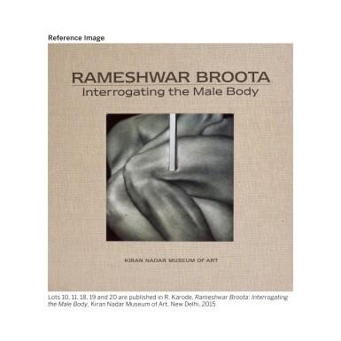 RAMESHWAR BROOTA   Man - XIX