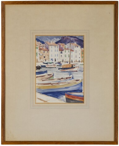 View 2. Thumbnail of Lot 6. The Harbour Cassis.