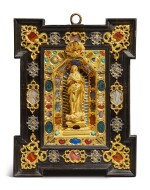 Altarpiece with God the Father and the Virgin