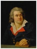 Portrait of D. F. Desrues
