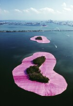 WOLFGANG VOLZ | SURROUNDED ISLANDS, BISCAYNE BAY, GREATER MIAMI, FLORIDA, 1980-83