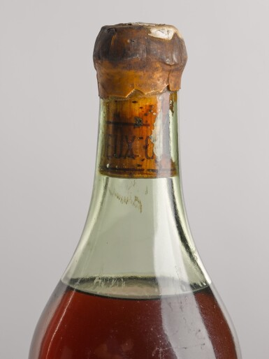 View 3. Thumbnail of Lot 3. COGNAC GRANDE CHAMPAGNE, SPECIAL RESERVE 1865.