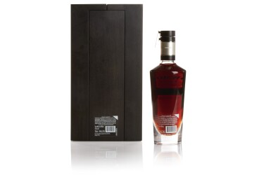 View 3. Thumbnail of Lot 323. BOWMORE BLACK, THE LAST CASK 50 YEAR OLD, 41.0 ABV 1964  .