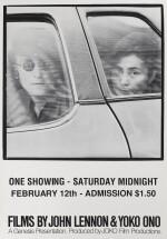 Films by John Lennon & Yoko Ono (1972) poster, US