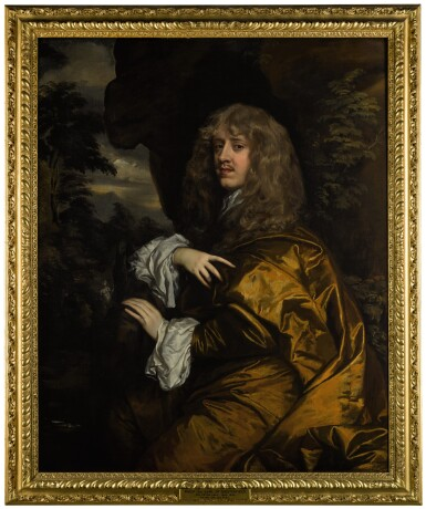 View 2. Thumbnail of Lot 13. Portrait of Philip Stanhope, 2nd Earl of Chesterfield (1634–1714) |《菲利普・斯坦霍普,切斯特菲爾德伯爵二世(1634–1714年)肖像》.