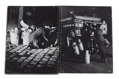 View 6. Thumbnail of Lot 63. (book) Paris de Nuit, 1932.