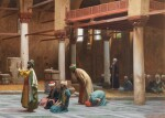 JEAN-LÉON GÉRÔME | PRAYERS IN THE MOSQUE