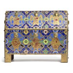 French, 19th century, In Limoges, 13th century Style | Casket