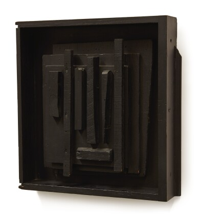 LOUISE NEVELSON | UNTITLED