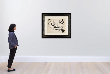 View 5. Thumbnail of Lot 3.  JOAN MIRÓ | UNTITLED.