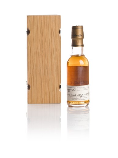View 2. Thumbnail of Lot 147. THE MACALLAN FINE & RARE 37 YEAR OLD 43.0 ABV 1940.