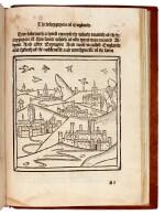 Chronicles of England; Higden, Descrypcyon of Englonde, Wynkyn de Worde, 1497-1498, later calf gilt