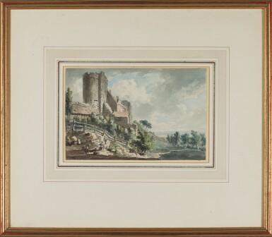 View 2. Thumbnail of Lot 589. EDWARD DAYES | Lympne Castle, Kent.