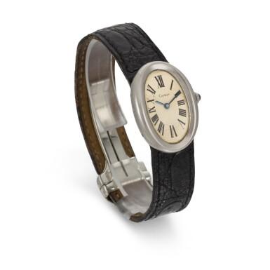 View 3. Thumbnail of Lot 41. BRIAN EPSTEIN | Cartier wristwatch, 1966.