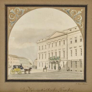 View 1. Thumbnail of Lot 66. Das Königsstädtische Theater (The Königsstadt Theatre).