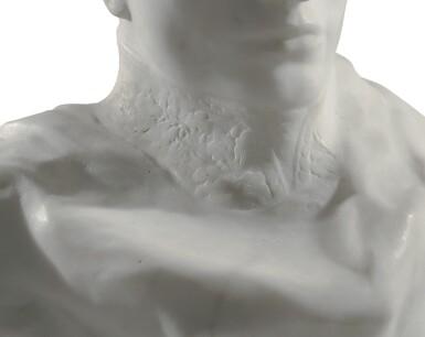 View 8. Thumbnail of Lot 1016. Auguste Rodin 奧古斯特・羅丹 | Napoléon Enveloppé dans Son Réve 逐夢的拿破崙.