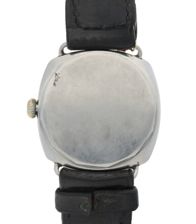 View 4. Thumbnail of Lot 189. RADIOMIR, REF 3646 STAINLESS STEEL MILITARY DIVERS' WATCH CIRCA 1940.