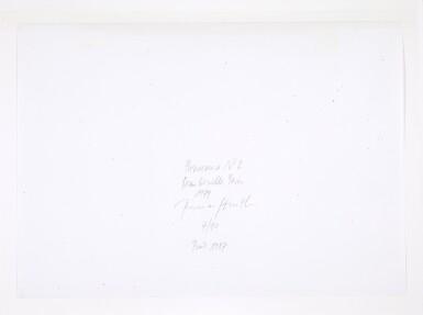 View 11. Thumbnail of Lot 36. 'Clinton Road', Murdock Cottages, London, 1977; 'Panorama 2', Beaugrenelle, Paris, 1979; 'Gereonswall', Koln, 1980; 'Calle Tintoretto', Venezia, 1990.