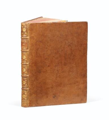 View 2. Thumbnail of Lot 171. OUTHIER R. Journal d'un voyage au Nord en 1736 et 1737. Paris, 1744. In-4 veau fauve de l'époque.