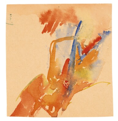 View 1. Thumbnail of Lot 5. JOHN CHAMBERLAIN   UNTITLED.